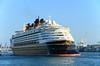 "Disney ""Magic"" (Rick & Bart) Tags: miami florida usa city urban portmiami boats ship skyline cityscape rickvink rickbart canon eos70d cruiseship disneymagic magic boat transport"