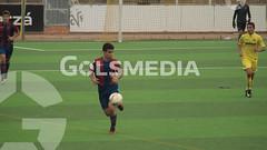 Cadetes. Villarreal CF - Levante UD (04/11/2017), Jorge Sastriques