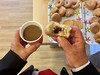 Coffee & a doughnut 199-365 (11) (♔ Georgie R) Tags: coffee doughnut standrewschurch furnacegreen crawley sussex