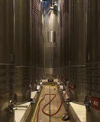Cuverie Mumm. Reims, Marne. (Clement Guillaume) Tags: cuverie cuve champagne wine vin mumm reims marne