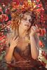 "TEATRONATURA ""Autumn's spirit"" (valeriafoglia) Tags: autumn beautiful colors dark dream dress ethereal fairy fantasy fall ghost leaves lady maiden nature purity spirit soul surreal woman warm woods"