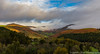 Watching the landscape transform before our very eyes (sarahOphoto) Tags: 2017 6d autumn canon clouds colors colours fall hills kingdom low mist october rolling sunlight uk united wales glyndyfrdwy countryside trees landscape