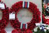 Prince Harry's Wreath (Lawrence OP) Tags: cenotaph poppy tributes wreaths remembrance sunday 2017 london princeharry hrh autographs signatures