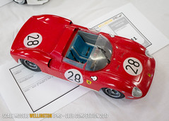 C1 - Ferrari Testa Rossa - Ernie Thompson