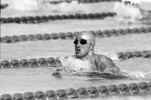 219 Swimming EM 1991 Athens
