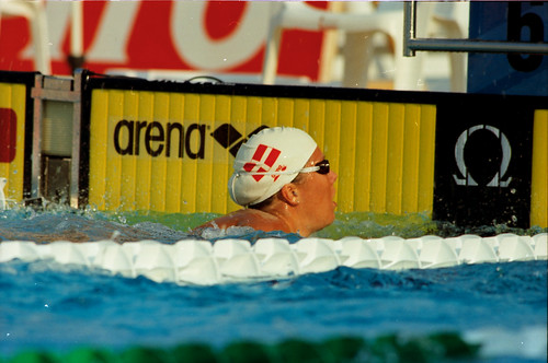 469 Swimming EM 1991 Athens