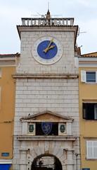 Clock Tower [Cres - 12 August 2017] (Doc. Ing.) Tags: 2017 losinj croatia summer seaside cres clocktower kvarnergulf kvarner