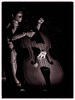 2017-325 Every Step.... (Darren Wilkin) Tags: doublebass sting thepolice homage everybreathyoutake oneaday 365 mono