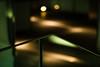 night lights (N.sino) Tags: m9 summicron90mm yaesu handrail reflection 八重洲 手すり 階段 点字ブロック
