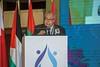 """السيد/ هاشمي كينو، رئيس مجموعة عمل """"المدن في قلب النمو"""" وممثل رئيس المجلس العالمي للمياه (League of Arab States) Tags: water conference arab league states مياه مؤتمر منتدى الجامعة العربية جامعة الدول forum"""