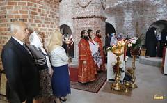 34. Первое богослужение в храме г.Святогорска 30.09.2014