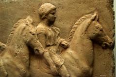 cavalier 2 (wsrmatre) Tags: greek grec griego antigüedad antiquité antiquity greece grèce grecia wsrmatre ericlopezcontini wsrmatrephotography museum museo musée caixaforum escultura sculpture art arte