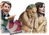 LA CACCIATA (edoardo.baraldi) Tags: paradiso berlusconi boldrini grasso renzi partitodemocratico