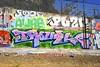 TROUBLE (STILSAYN) Tags: graffiti east bay area oakland ca 2017 trouble