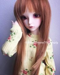 Layla (xvictoriamargaretx) Tags: abjd bjd ball jointed doll balljointeddoll dolls fairyland fairylandminifee msd mnf minifee liria minifeeliria layla