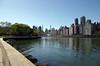 Manhattan from Roosevelt (MalB) Tags: rooseveltisland manhattan ny nyc newyork america usa pentax k5