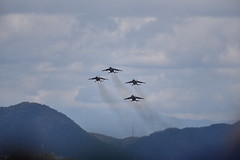 DSC_3084 (hideto_n) Tags: d750 nikon 岐阜基地 航空祭 t7 f4 f15 f2 kc767 c130h ブルーインパルス 2017