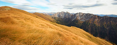 between meadows and rocks (Immagini di Montagna) Tags: mountains rocks meadow sky clouds prealpi orobie bergamo lombardia italy autumn olympus em5markii wind outdoor mirrorless landscape nature october