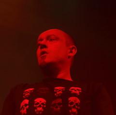Beat:Cancer Festival: Electrowerkz, N1: 18-November 2017: St Lucifer (amodelofcontrol) Tags: stlucifer beatcancer electrowerkz industrial