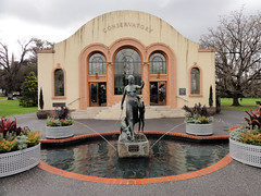 Diana at the Conservatory (Namlhots) Tags: architecture australia ccancsa fitzroygardens kate melbourne tom