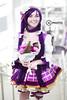 Nozomi Tojo (MecCanon [Insta: JLPhotoOfficial]) Tags: cosplay cosplayer lovelive anime girl 85mm f18 canon 6d saratoga comic con albany canon6d 85mmf18 usm comiccon retrato shallowdof depthoffield highkey