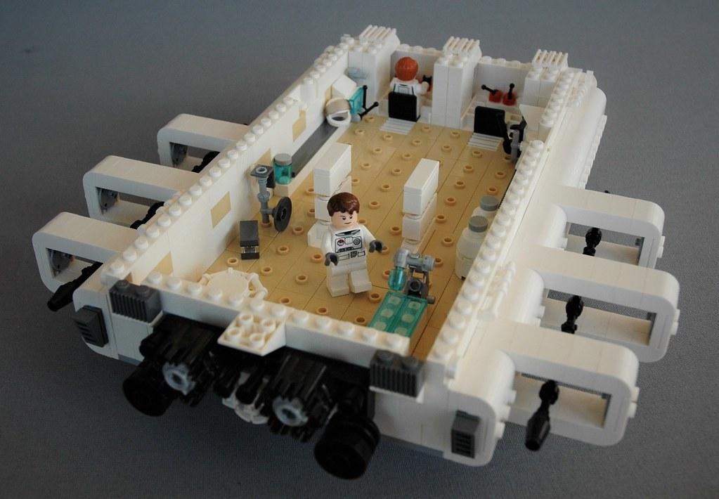 space shuttle lego moc - photo #37