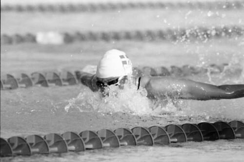 101 Swimming EM 1991 Athens
