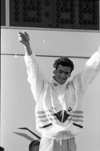 131 Swimming EM 1991 Athens