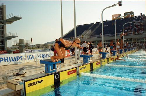 538 Swimming EM 1991 Athens