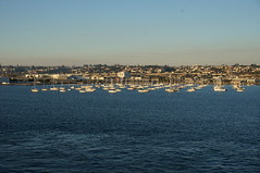 """Boats in the San Diego Bay • <a style=""""font-size:0.8em;"""" href=""""http://www.flickr.com/photos/28558260@N04/37719534494/"""" target=""""_blank"""">View on Flickr</a>"""