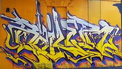 Bailer... (colourourcity) Tags: streetart streetartnow streetartaustralia graffiti melbourne burncity awesome colourourcity original nofilters graffitimelbourne bailer bail bale id acm