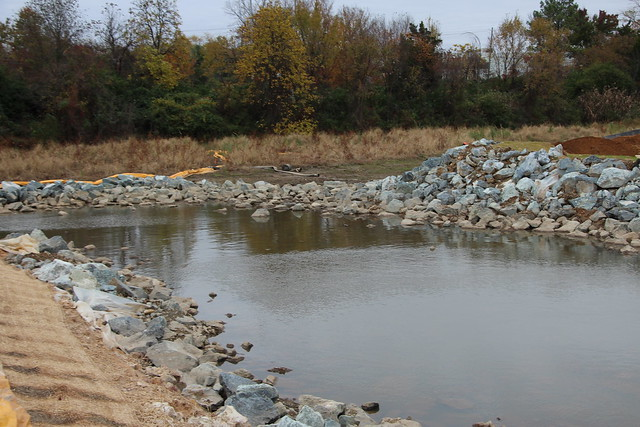 Muirkirk Pond Project