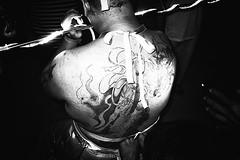 R0024188 (kenny_nhl) Tags: ricoh road grd grdiv grd4 provoke street streetphotography snap shot shadow scene surreal streephotography visual 28mm monochrome malaysia black blackwhite bw blackandwhite photo people photography explore explored dark city life light flash tattoo