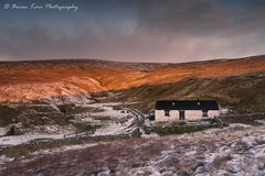Winter Light (.Brian Kerr Photography.) Tags: countydurham teesdale pennines cold coldmorning sunrise oldbuilding oldhouse snow winter briankerrphotography briankerrphoto landscapephotography landscape outdoor outdoorphotography opoty nature naturallandscape natural sony a7rii availablelight formatthitech freezing frozen mountain sky grass