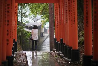 Sanctuaire shinto de Fuschimi Inari #1 [ Kyoto ~ Japon ]