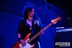 Nashville Pussy @ Sala Caracol, Madrid