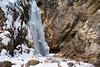 Earth tones (natural illusions) Tags: winter january waterfall snow pentax k200d rawtherapee imagemagick rocks ice slovenia europe lb1415 allrightsreserved outdoor secluded gorge stones landscape walking nature serene water aqua tree frozen interesting flow sneg led zima