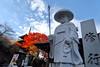 修行 (mizuk@) Tags: japan nara temple autumn maple leaves colorful canon 奈良 岡寺 紅葉