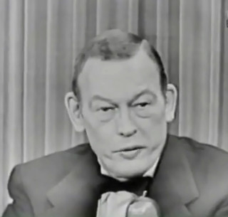 Fred Allen, What's My Line?, 1954