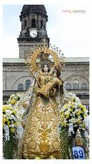 Nuestra Señora del Santisimo Rosario de Manaoag (Faithographia) Tags: faithographia faithography intramuros gmp igmp vivalavirgen madrededios santamaria materdei virginmary maria marianevent marianprocession grandmarianprocession