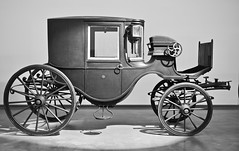Town vehicles (19th Century) (pedrosimoes7) Tags: townvehicles nationalcoachmuseum belem lisbon portugal coach coche museu musée museum blackandwhite blackwhite blackandwhiteonly artgalleryandmuseums