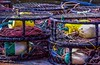 Crab Nets (danielnotnow1) Tags: leica leicafilm leicaanalog leicam3 fujivelvia50 slidefilm color colour film filmphoto filmphotography 35mm 35mmfilm 35mmfilmphoto analog analogue vintagecamera vintagelens sunny16 colors explore colorsinourworld colorfullaward flickrelite macroelmar90