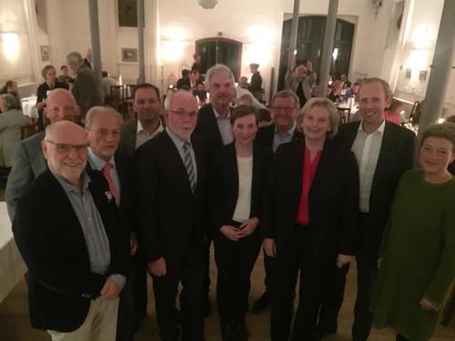 Beim AWO-Regionaltreffen in Bad Zwischenahn mit den SPD-Abgeordneten der Region.