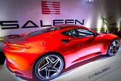 Saleen S1 --- 2017 L.A. Auto Show (Ron Raffety) Tags: laautoshow 2017laautoshow saleen saleens1 saleenlaautoshow ron ronraffety ronraffetyphotography autoshow