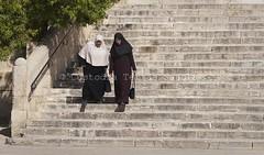 PESC_121004_8772 (Custody of the Holy Land - Photo Service (CPS)) Tags: holyland jerusalem pescali piergiorgiopescali templemount terrasanta terresainte islam muslim people woman women