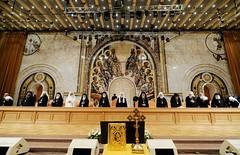 52. Заключительное торжественное заседание Архиерейского Собора 02.12.2017