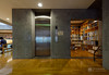 Elevator in Toyosaka City Library (豊栄市立図書館) (christinayan01 (busy)) Tags: architecture building perspective library ando tadao niigata japan concrete indoor interior room elevator