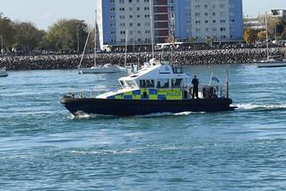 Gigha Police Launch