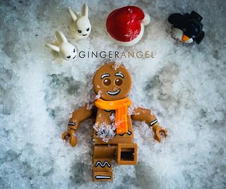 Ginger Angel