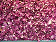 Dried Rose petals - Tajrish Bazaar - Tehran Iran (WanderingPJB) Tags: marketsbazaars iran tehran market tajrishbazaar rose petals dried smileonsaturday separatepetals colourfulworld cmwdpink